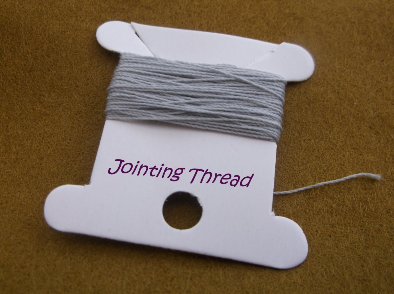 Jointing Thread - 4 metres carded