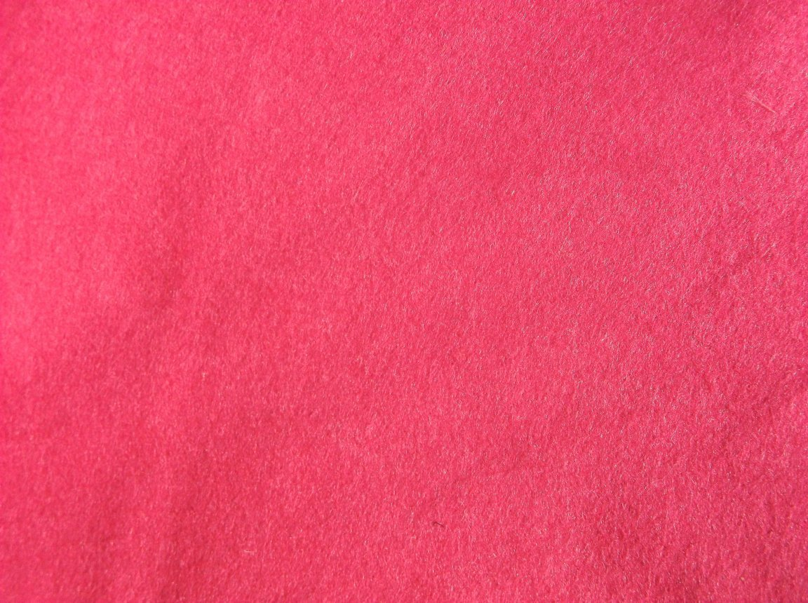 Soft quality felt - deep pink