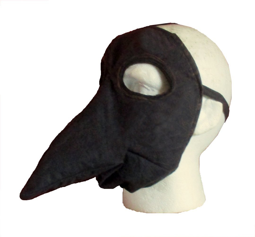 Plague doctor Mask digital historical sewing pattern  PDF