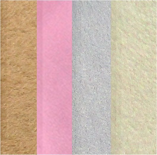 Fabrics faux suede