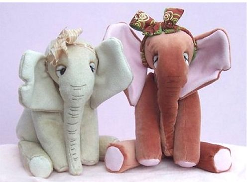 Abigail elephant digital sewing pattern PDF