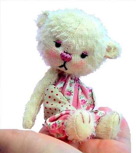 Megan_Lou soft toy teddy bear digital sewing pattern