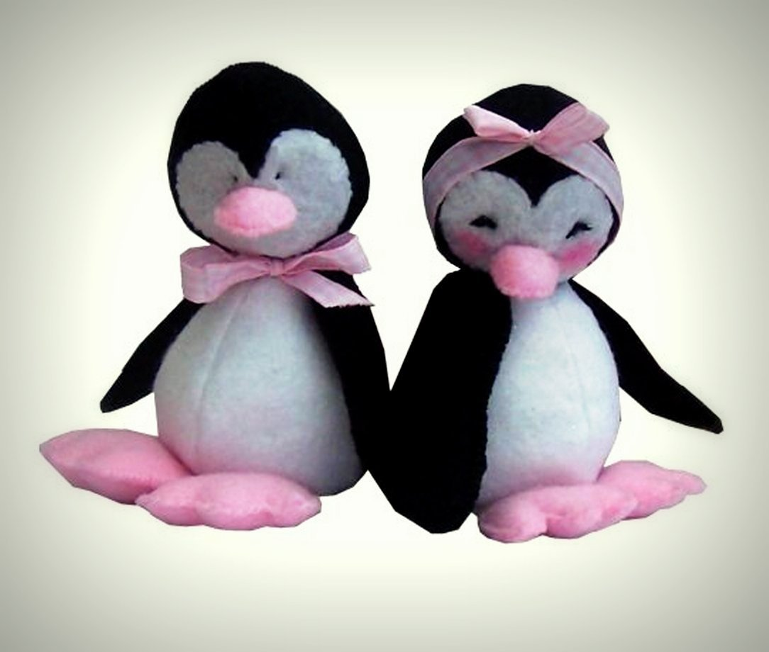 The Pink Penguins Kit