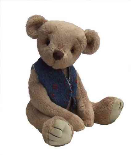 Bertram Bear Pattern (download)