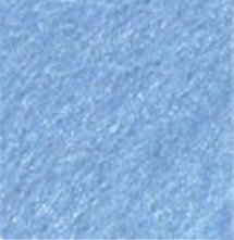 Soft quality felt - pale baby blue