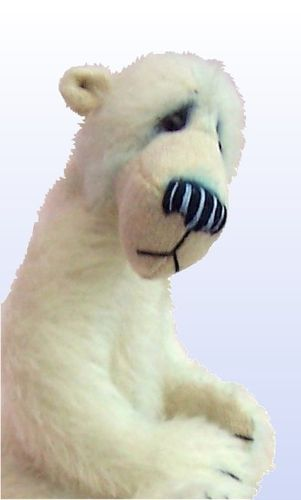 Nanuk, polar bear sewing pattern
