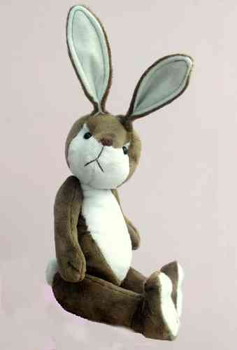 Fennel rabbit soft toy digital sewing pattern