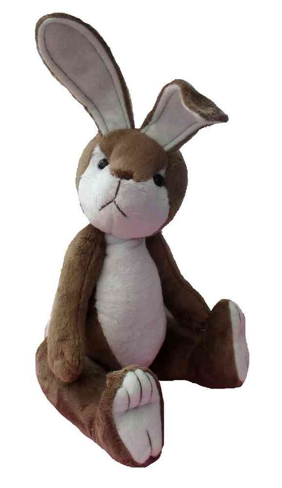 Fennel soft toy rabbit sewing pattern - pcbangles