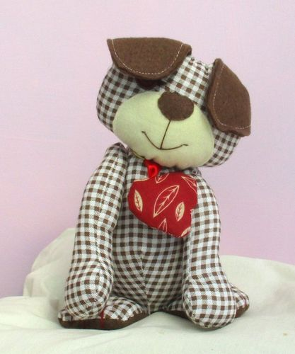 Harris easy to sew puppy dog sewing pattern